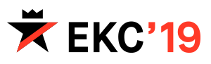 EKC 2019 logo